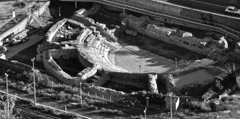 teatro romano di ventimiglia