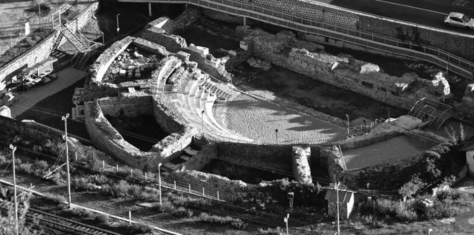 Il teatro romano nel 2018