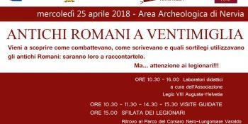 sfilata romani ventimiglia